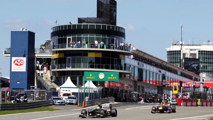 Nurburgring 'surprised' by Ecclestone comments