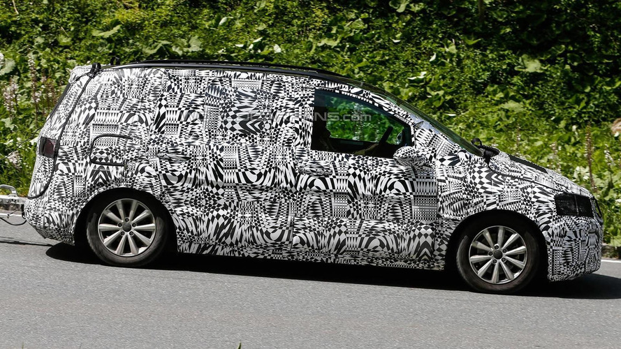 Next-gen Volkswagen Touran spied undergoing testing, could hit stateside