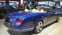 Bentley Grand Convertible concept at 2014 Los Angeles Auto Show