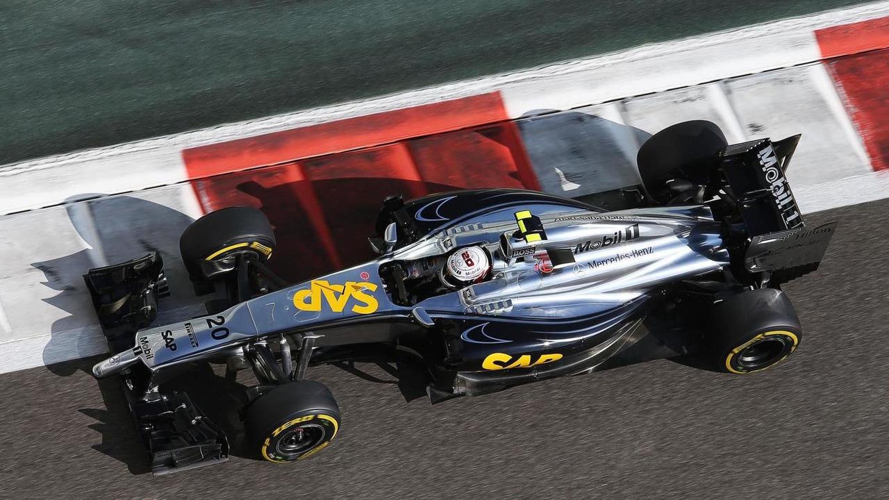 Kevin Magnussen (DEN), 22.11.2014, Abu Dhabi Grand Prix, Yas Marina Circuit / XPB