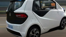 Wuling City Car is a Chinese BMW i3 knock off