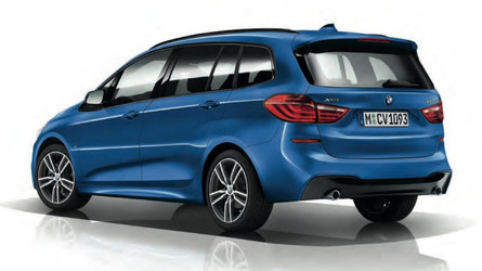 BMW 2-Series Gran Tourer gets M Sport Package