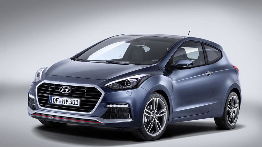 Hyundai i30 facelift introduced with 186 HP 1.6-liter Turbo version