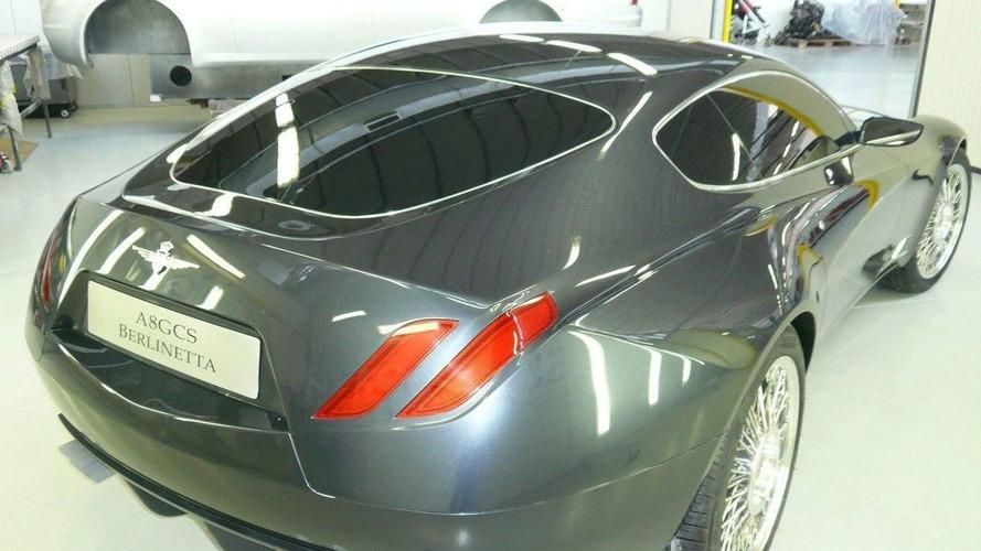 Touring Superleggera Gets Back With Maserati A8GCS