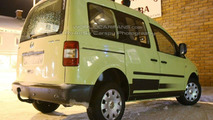 VW Caddy 4WD