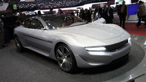 Pininfarina Cambiano Concept revealed in Geneva