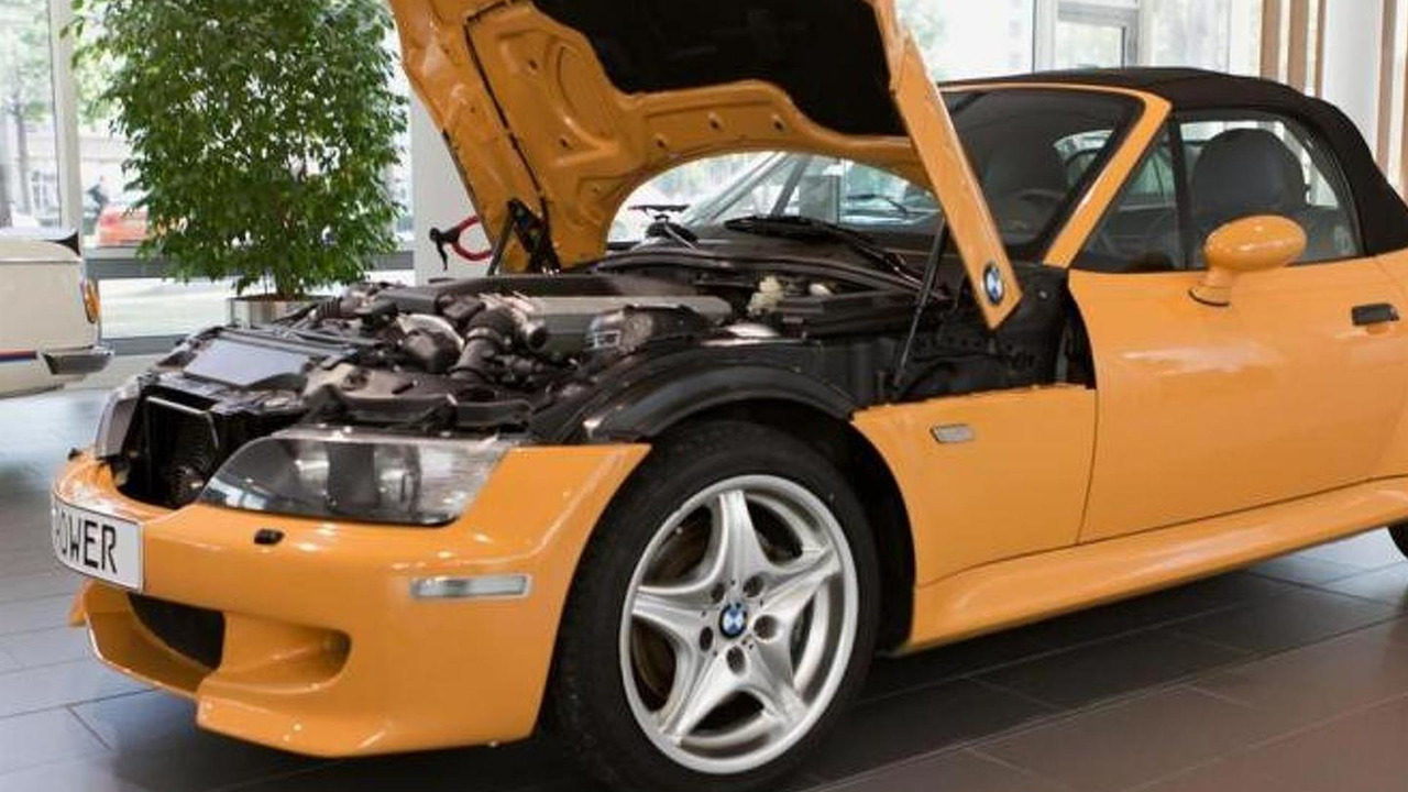 V12 BMW Z3 prototype