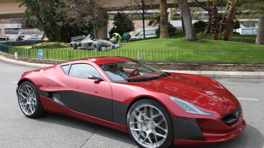Rimac Concept One priced at $980K