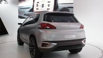 Peugeot Urban Crossover live in Beijing 26.04.2012