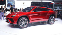 "Lamborghini Urus production version to be ""very"" close to concept"