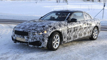 BMW 4-Series Cabriolet latest spy photos