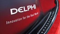 Delphi F1for3 concept live in Geneva 08.3.2012