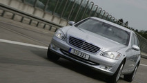 Mercedes-Benz S 600 Guard Revealed