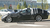 SPY PHOTOS: More Maserati GT Coupe
