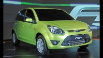 Ford Figo é eleito o Carro do Ano 2011 na Índia