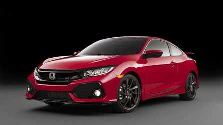 2018 Honda Civic Si Torque Figure Leaked