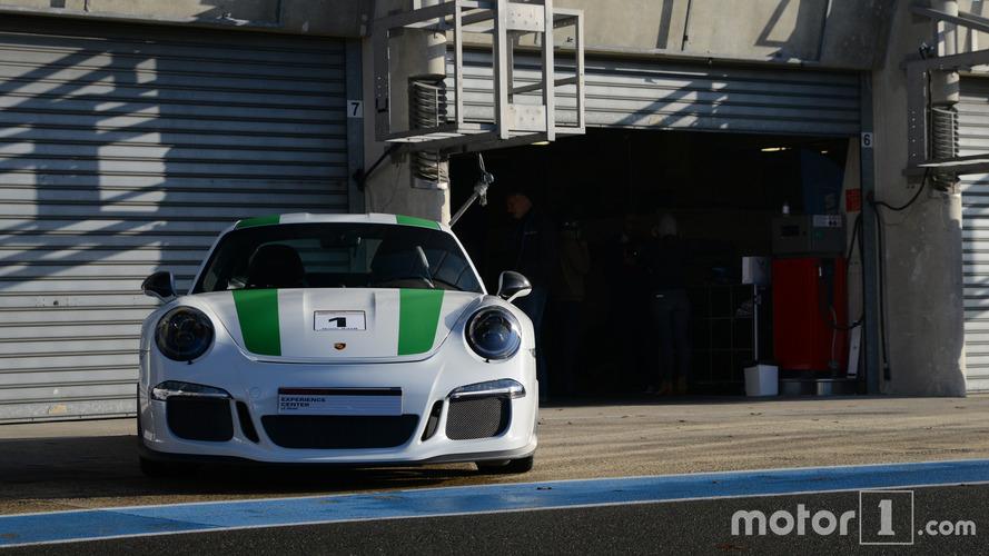 PHOTOS - Découvrez la 911 R du circuit Bugatti