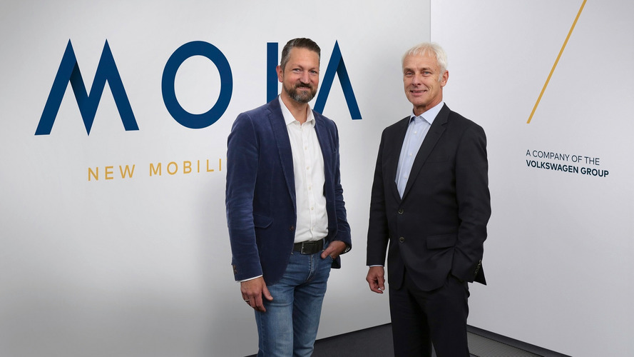 VW Group targets Uber with new Moia mobility brand