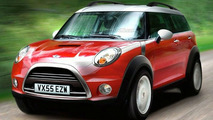 MINI's Crossover Gets A Name