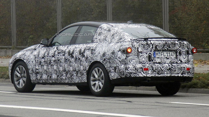 2013 BMW 3-Series GT spied