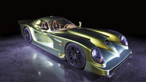 Panoz restores unique road-legal Esperante GTR-1 to its former glory for Dubai Motor Show