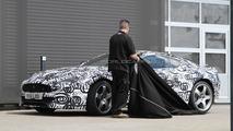2013 Aston Martin DB9 spy photo - 7.7.2011