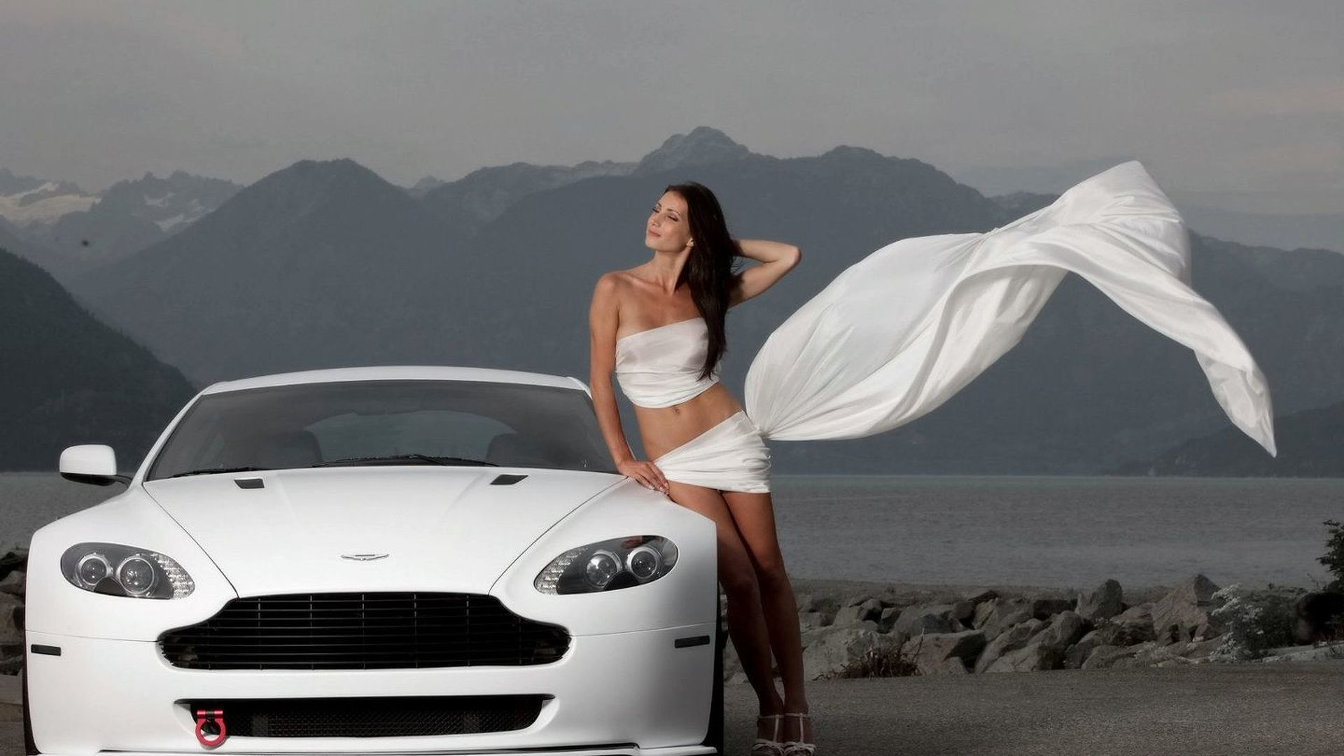 Aston Martin Vantage Hellvellyn Frost by MW Design Technik