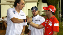 Silly season rumour hints at Massa/Kubica seat swap