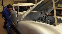 Restoration BMW 328 Kamm Coupe 26.4.2010