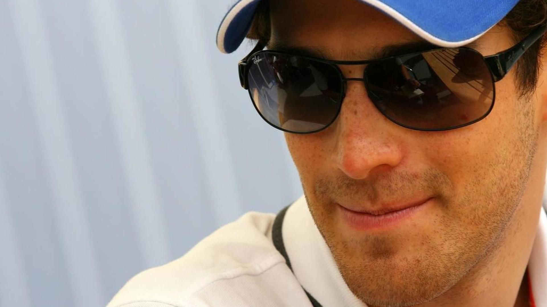 HRT's Senna not worried about 107pc rule return