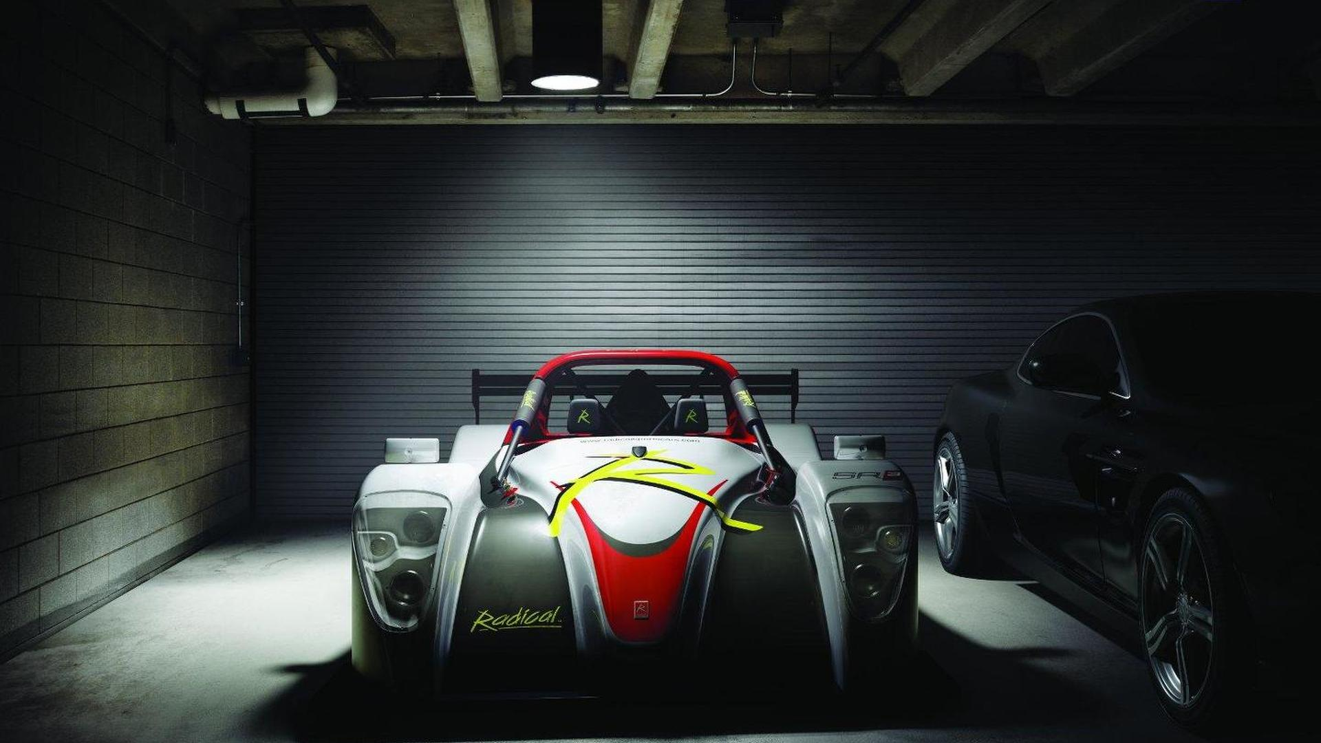 Road-going Radical SR3 SL announced for Autosport debut