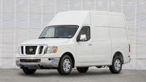 Nissan Reveals 2011 NV Work Truck for North America