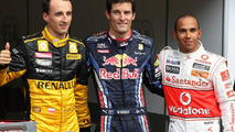 2010 Belgian Grand Prix QUALIFYING - RESULTS