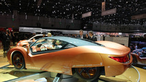Rinspeed iChange Concept Cost EUR 1 Million to Make - Not for Sale