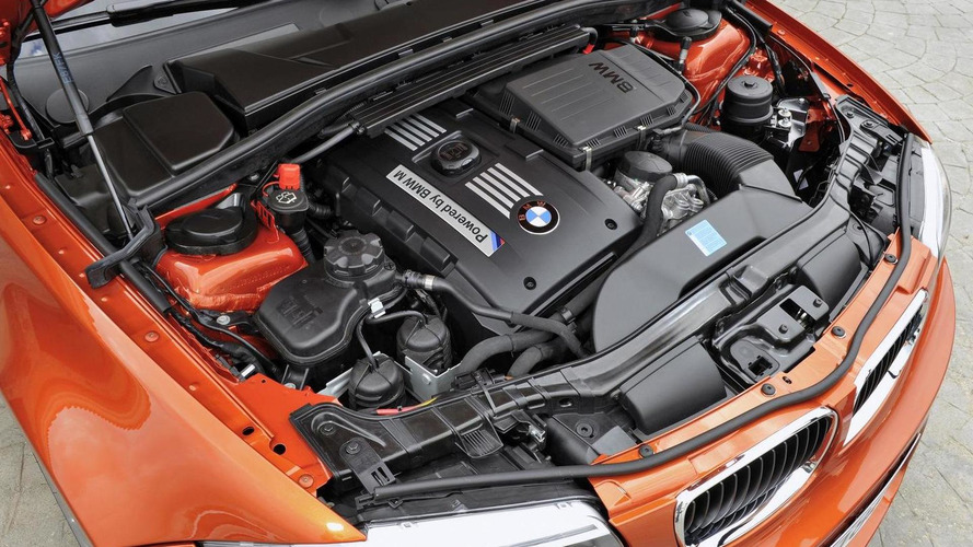 2012 BMW 1-Series M Coupe unveiled [video]