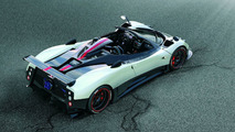 Pagani Cinque Roadster Revealed