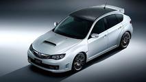Subaru Impreza WRX STI Carbon Pre-Tokyo Release 09.30.2009