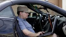 2012 Mercedes SLK teaser images