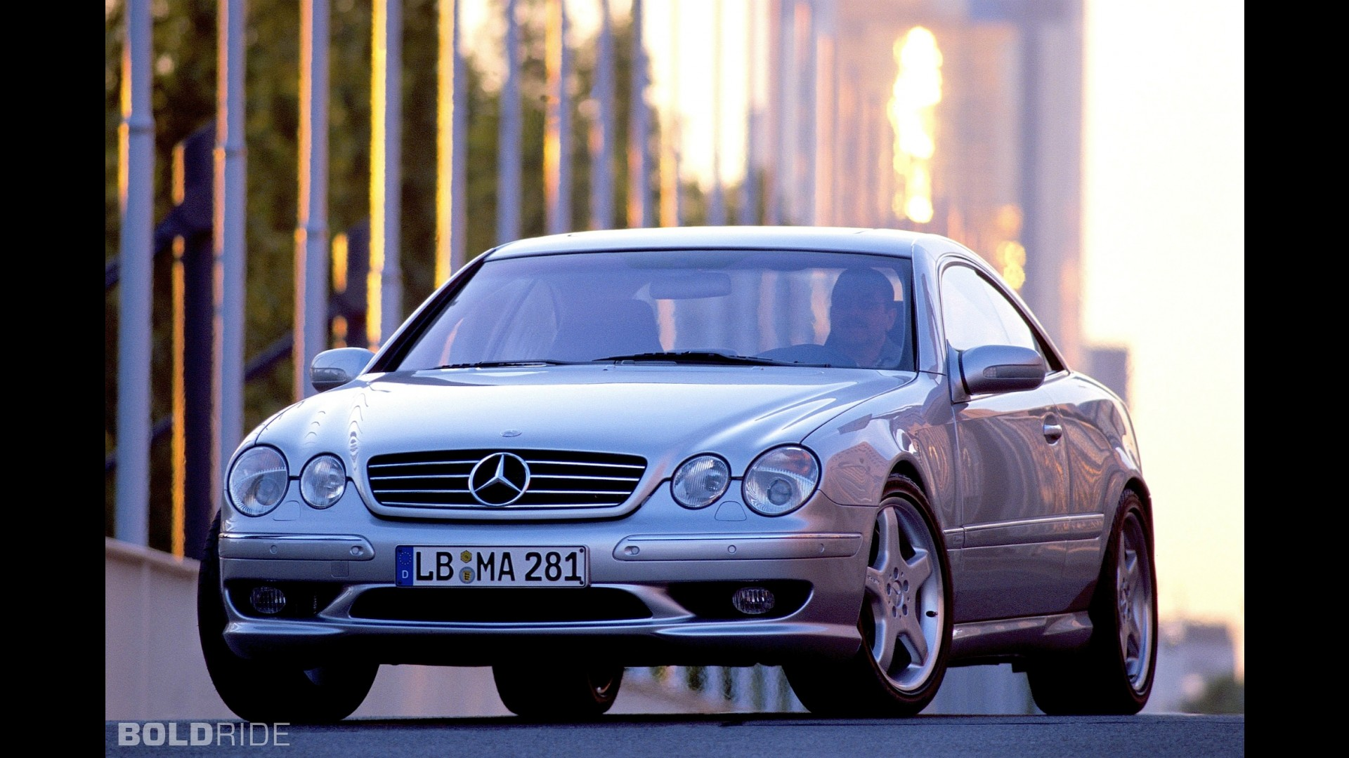 Mercedes Benz Cl55 Amg F1 Limited Edition