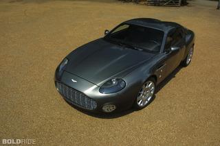 Aston Martin DB7 Vantage Zagato