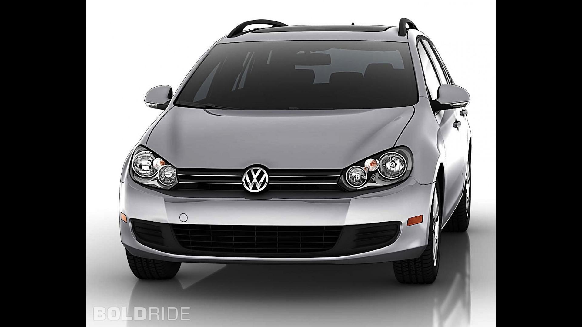 Volkswagen Jetta SportWagen 2.5L S