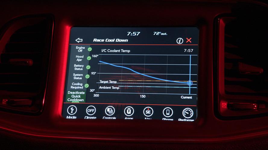 New Dodge Demon teaser dives into tech data, teases 757 hp