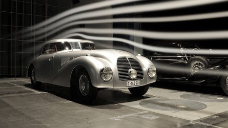 Mercedes Bringing 11 Vintage Vehicles To Techno Classica