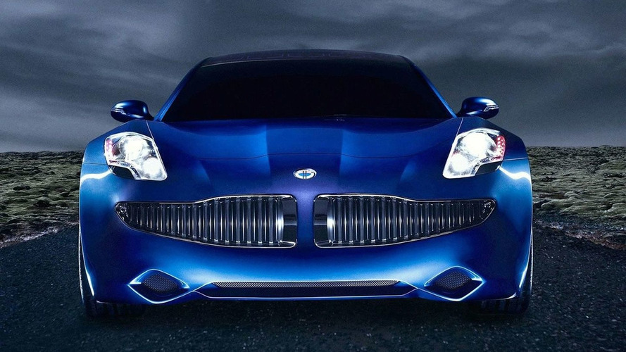 Fisker Karma hybrid to source engine from GM