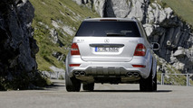 Mercedes ML 63 AMG 10th Anniversary Edition