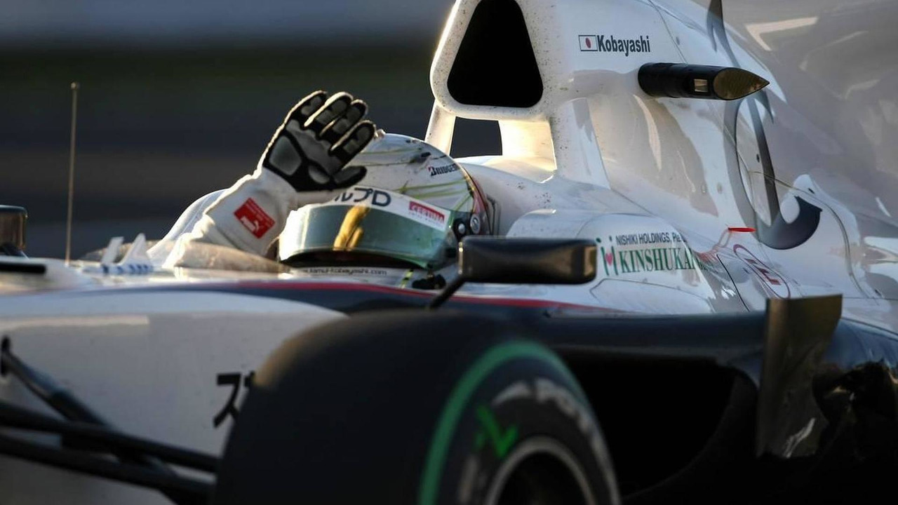 Kamui Kobayashi (JAP), BMW Sauber F1 Team - Formula 1 World Championship, Rd 16, Japanese Grand Prix, 10.10.2010 Suzuka, Japan