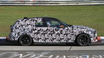 2012 BMW 135i with M-Sport package spy photo