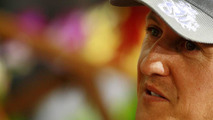 Schumacher says not returning to retirement