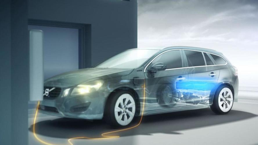 2012 Volvo V60 Plug-in Hybrid details revealed [video]
