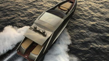 Lamborghini yacht rendered